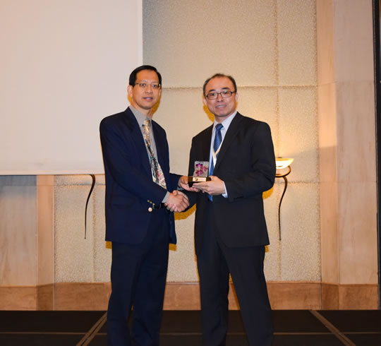 Prof Gary Cheung, Dr Lim Kian Chong
